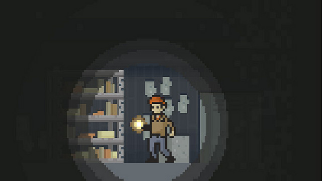 Its dark and pixelly in here! [Source: Playstation.com