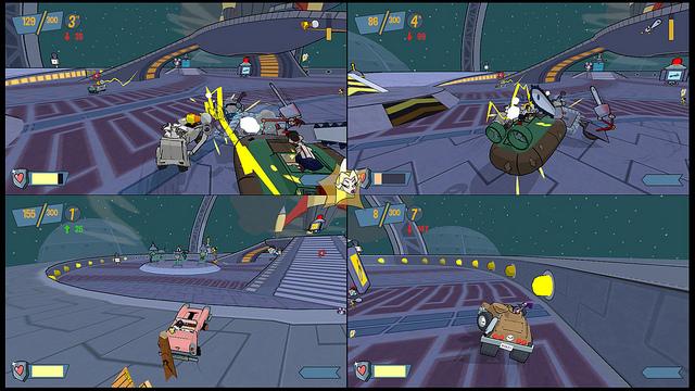 Looney Racing [Source: GameSpot]