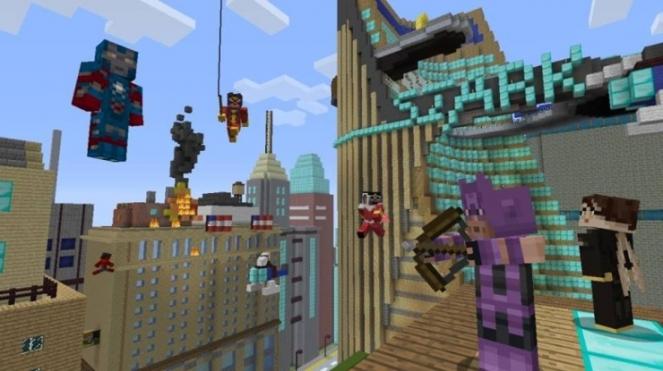 I am Minecraft Man! [Source: ecumenicalnews.com]